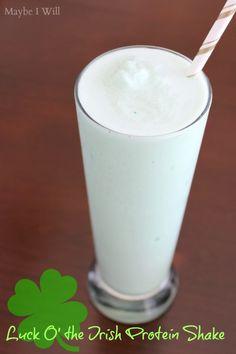 Luck O' The Irish Pr
