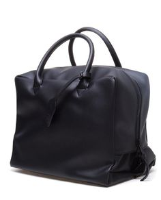 Browns | ACNE | 'Hudson' Synthetic Leather Bag