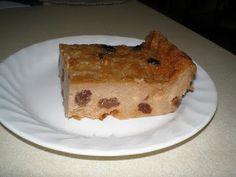 Cocina a lo Boricua: Budín de pan con pasas