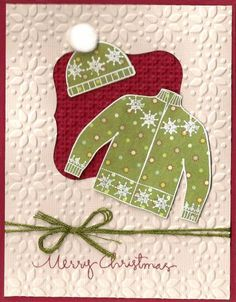 Warm and Cozy Christmas by cghassall - Cards and Paper Crafts at Splitcoaststampers