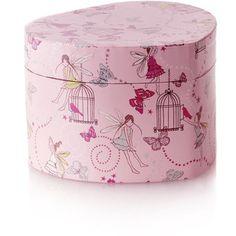 Monsoon Fairy Jewellery Box