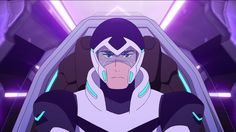 I appreciate that the lighting tones of the Black Lion are purple. It just looks SO COOL! - Shiro
