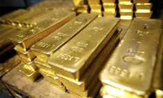 Gold edges down on firm dollar after Europe elections Gold Exchange, Exchange Rate, I Love Gold, Gold Reserve, Gold Money, Gold Rate, Central Bank, Gold Bullion, Dota 2