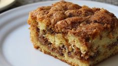If you like the crispy, crunchy, buttery crumb topping on coffee cake, then you'll love Chef John's version that uses more than twice the usual amount; he even adds a layer in the middle of the cake!