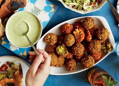 Meze Madness: How to Throw a Falafel Fest at Home photo