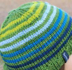 """""""Postman´s Hat""""- Strickanleitung für eine Mütze"""