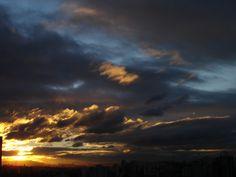 Olhares.com Fotografia | �Sidney Ganho | Tarde de Inverno em Sampa!