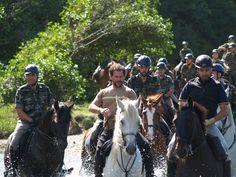Rutas y paseos a caballo - Turismo ecuestre - Aventuras a caballo