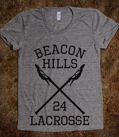 Beacon Hills | Lacrosse Stilinski, Teen Wolf, Stiles Stilinski, Dylan O'Brien
