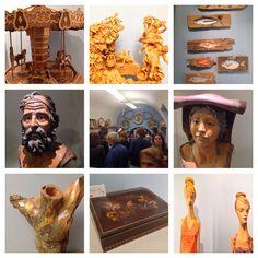 Questa sera, l'inaugurazione di uno spazio dedicato all'arte e all'artigianato.  Il nuovo studio di Marcello Aversa