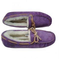 UGG Dakota Casual Female Boots 5131 purple $87.00 www.pintuggboots.com