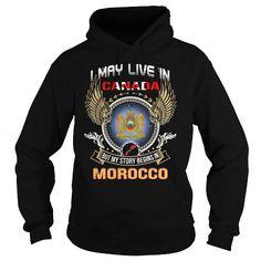 Canada-Morocco #sunfrogshirt