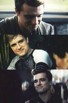 Oh Peeta. I'm so not looking forward to you not being you. :((