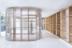 Reforma de Escritório em Hangzhou / Daipu Architects