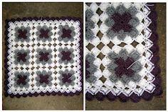 Wool Eater Crochet Blanket