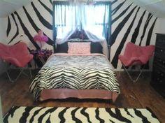 Image detail for -Zebra Print Home Decor | Luxury Interior Design Journal