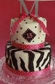 zebra print birthday decorations - Google Search