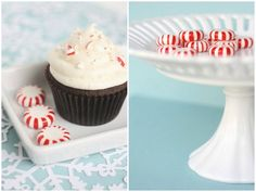 Peppermint Cream Cheese Frosting Recipe