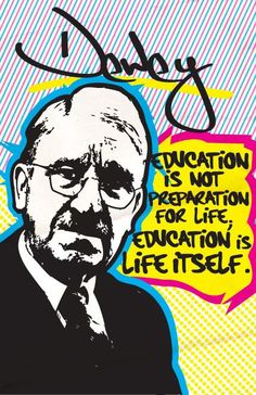 best Thoughts and Works of John Dewey images on Pinterest     Pinterest