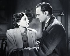 Alec (Trevor Howard) and Laura (Celia Johnson) in Brief Encounter Charlie Chaplin Movies, David Lean, Brief Encounter, Today Pictures, Photo Restoration, Famous Movie Quotes, Movie Couples, Iconic Movies, Old Hollywood