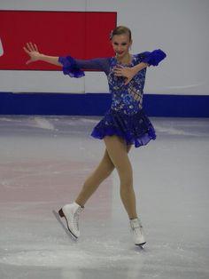 Polina Edmunds(USA) : Four Continents Figure Skating Championships 2015