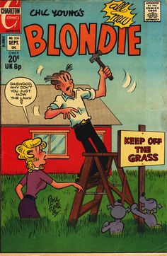comic dagwood remember info Adult blondie