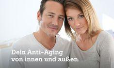 Anti-Aging-Pflegeserie, die von innen und außen unterstützt. Aloe Vera, Anti Aging, Infinite, Serum, Lotion, T Shirts For Women, Beauty, Compliments, Look Younger