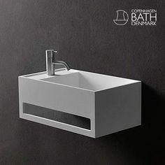Håndvaske: Sandfjord 50 håndvask