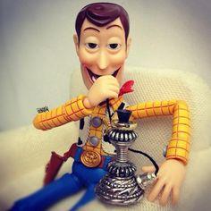 o lado secreto de Woody Toy Story 19