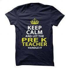 PRE-K-TEACHER - Badass - make your own shirt #teacher shirt #tshirt outfit