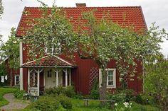 Nordic Thoughts: The village Sevedstorp (Bullerbyn) in Sweden