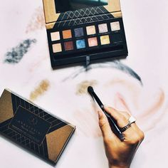 For every look, every day, we're reaching for this @anastasiabeverlyhills World Traveler Palette. #UOBeauty #urbanoutfitters