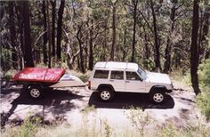 How to build an off road trailer, free.