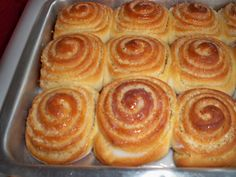 Easy Desserts, Sausage, Muffin, Pudding, Yummy Food, Cooking, Breakfast, Cake, Recipes