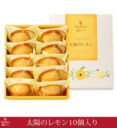 お菓子のキッチンスタジアム プチ・プランス レモンケーキ太陽のレモン
