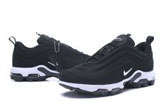Cheap Nike Air Max 97 UL 17 TN KPU Men Black White shoes To Worldwide 68246e762