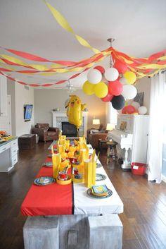 Pokemon Birthday Party Ideas   Photo 2 of 21