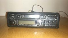193) Kenwood Autokassettenradio, Preis 28€