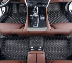 81.60$  Watch now - http://alig1q.worldwells.pw/go.php?t=32754511219 - Car Floor Mats For KIA Sportage R 2010.2011.2012.2013.2014 High Quality Brand New Foot Carpets Mats Step Mats Embroidery Leather
