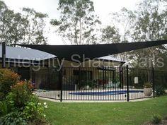 Integrity Shade Sails 984 Shade Sails, Integrity, Pools, Sailing, Family Room, Deck, Shades, Patio, Outdoor Decor