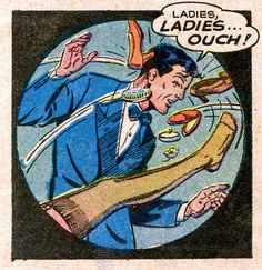Mitch O'Connell: Sex in Comics! The top 100 strangest, suggestive and steamy vintage comic book panels of all time!