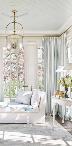 "build_prestige_homes "" drew influence from writer and fashion designer Pauline de Rothschild when designing the tranquil master bedroom and…"" Formal Living Rooms, My Living Room, Living Room Decor, Living Spaces, Interior Architecture, Interior Design, Spring Home, Cool Ideas, Home Fashion"