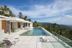 Casa de Praia com Vista Espetacular-vista a partir da piscina