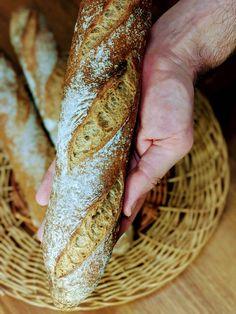 I u tebe doma... Bread, Food, Brot, Essen, Baking, Meals, Breads, Buns, Yemek