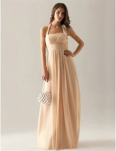 @Ansley Lantz  This is one is nice, and if you scroll down to the reviews, there are pictures people have submitted of their bridesmaids wearing it.