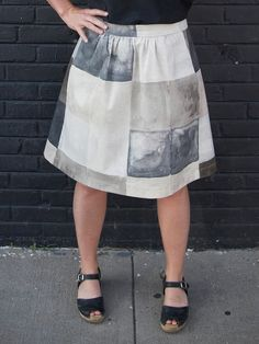 Everyday Skirt by Liesl + Co.