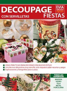 Découpage Fiestas  compra esta edicion en www.eviadigital.com y descargala ya en tu computadora o dispositivo.