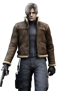 resident evil 4 leon s kennedy - Google Search