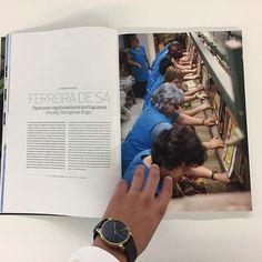 Find us at the 89th edition of Villas&Golfe magazine.  -  Encontre-nos na edição de #89 da revista Villas & Golfe #ferreiradesarugs #villasegolfe #newissue