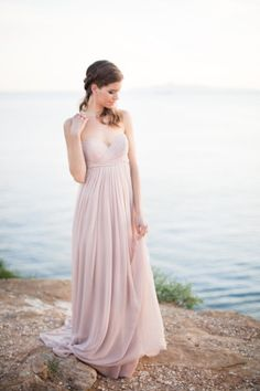 Luxury Wedding Inspiration from Greece | Cecelina Photography | Bridal Musings Wedding Blog 76